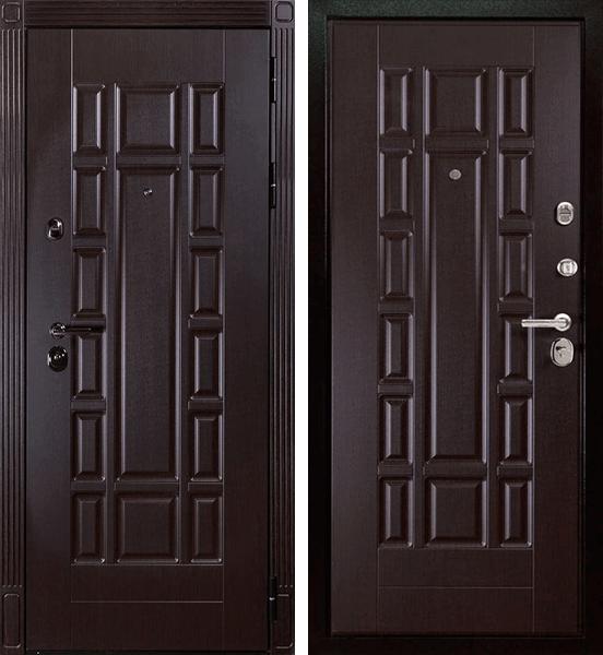 Дверь входная Дива Дива 38 - купить в Орехово-Зуево