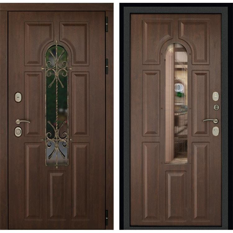 Дверь входная Дверной континент Лион 3К - купить в Орехово-Зуево