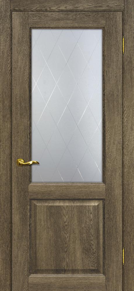 Дверь межкомнатная Мариам Тоскана-1 - купить в Орехово-Зуево