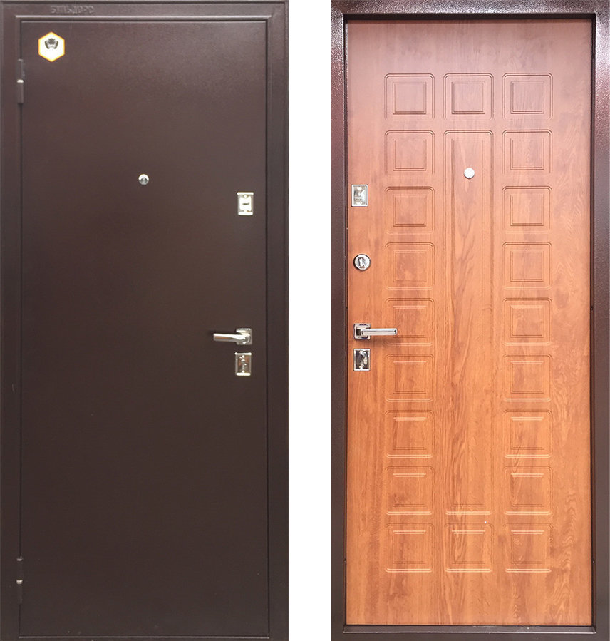 Дверь входная Бульдорс Бульдорс Эконом - купить в Орехово-Зуево
