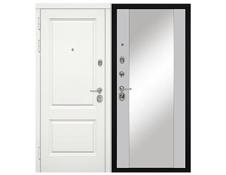 Дверь входная Сударь МД-44 зеркало  - купить в Орехово-Зуево