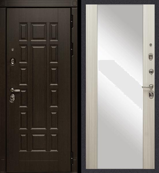 Дверь входная Дива Дива 38 Зеркало - купить в Орехово-Зуево