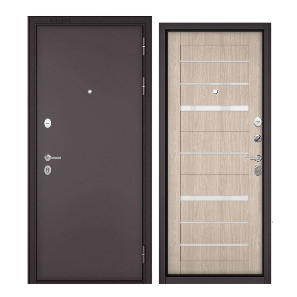 Дверь входная Бульдорс Бульдорс MASS-90 R-4 Царга - купить в Орехово-Зуево