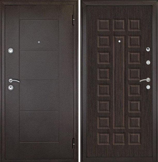 Дверь входная Форпост (Китай) Квадро - купить в Орехово-Зуево