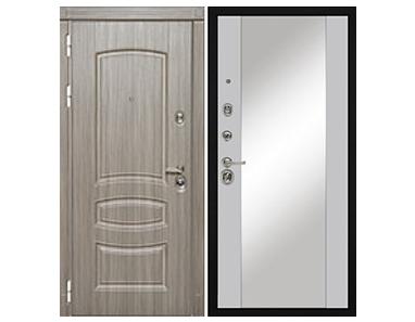 Дверь входная Дива Дива-42 Зеркало - купить в Орехово-Зуево