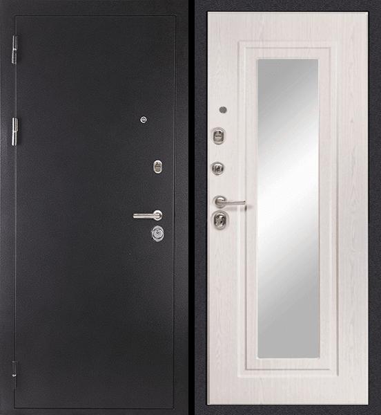Дверь входная Дива Дива 26 зеркало - купить в Орехово-Зуево