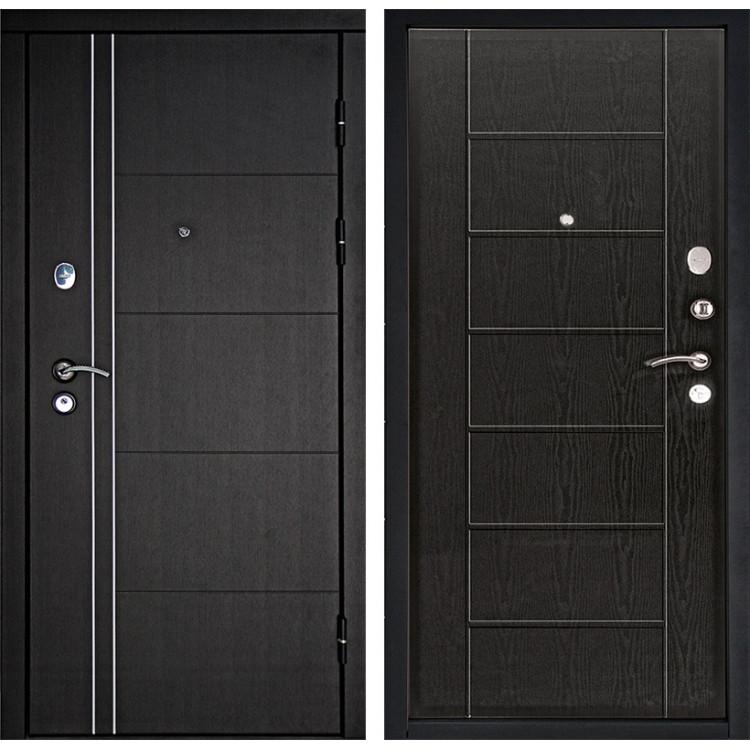 Дверь входная Дверной континент Тепло-люкс - купить в Орехово-Зуево