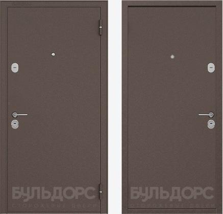 Дверь входная Бульдорс Бульдорс Эконом метал/метал - купить в Орехово-Зуево