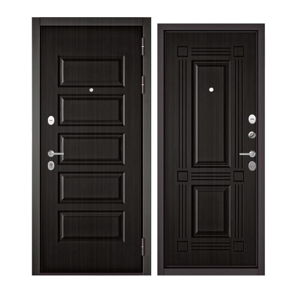 Дверь входная Бульдорс Бульдорс MASS 90 9S-108 Ларче шоколад - купить в Орехово-Зуево